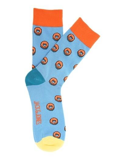 Jack & Jones Çorap Mavi